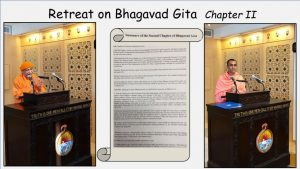 10-19 Retreat by Swami Ishadhyanananda, Vedanta Society, Sacramento, CA