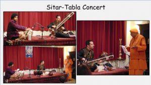 10-20 Concert: Josh Feinberg on Sitar with Amit Kavthekar on Tabla