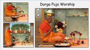 10-05 Durga Puja Worship