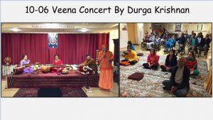 10-06 Veena Concert by Durga Krishnan