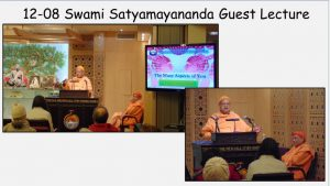 12-08 Swami Satyamayananda on MANY ASPECTS OF YOU
