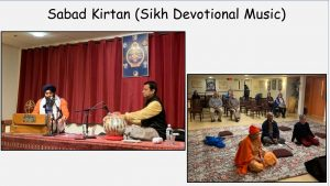 11-24 Sabad Kirtan by Amritpal Singh, accompanied with Rajesh Pai on Tabla