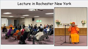 12-14 Lecture in Rochester NY