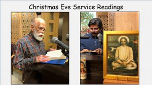 12-24 Christmas Eve Message Through Readings