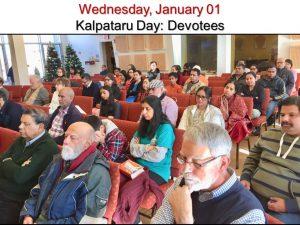 01-01 Kalpataru Day Devotees