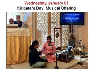 01-01 Kalpataru Day Musical Offering