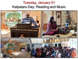 01-01 Reading, Music Offering, Attendees