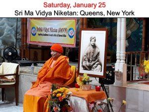 01-25 Sri Ma Vidya Niketan Queens NY