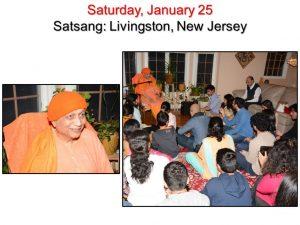 01-25 Satsang in Livingston NJ