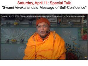 04-11 Special Saturday Talk