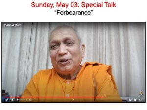 05-03 Special Talk on Forbearance