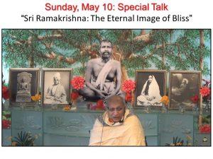 05-10 Special Talk on Sri Ramakrishna