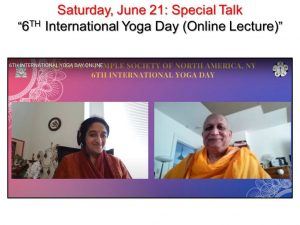 06-21 Yoga Day Video Lecture I
