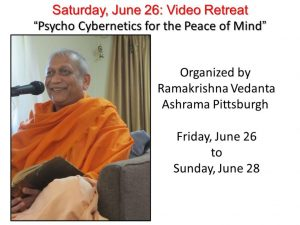 06-26 Video Retreat on Psycho Cybernetics