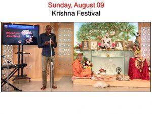 08-09 Krishna Festival Devotional Reading