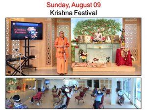 08-09 Krishna Festival Opening