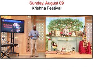 08-09 Krishna Festival Talk by Sukalyan Sengupta