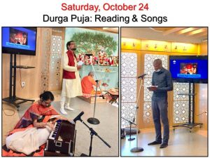 10-24 Devotional Songs and Reading