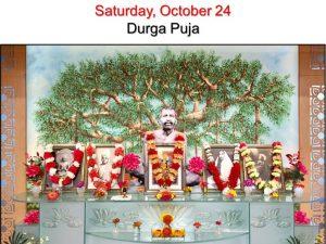 10-24 Durga Puja Altar